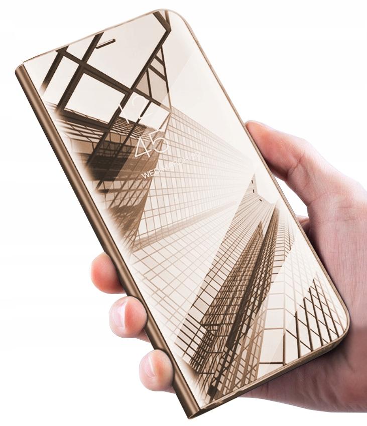 Etui Clear View Cover SZKŁO do Huawei P Smart 2019 Dedykowany model Huawei Y6s