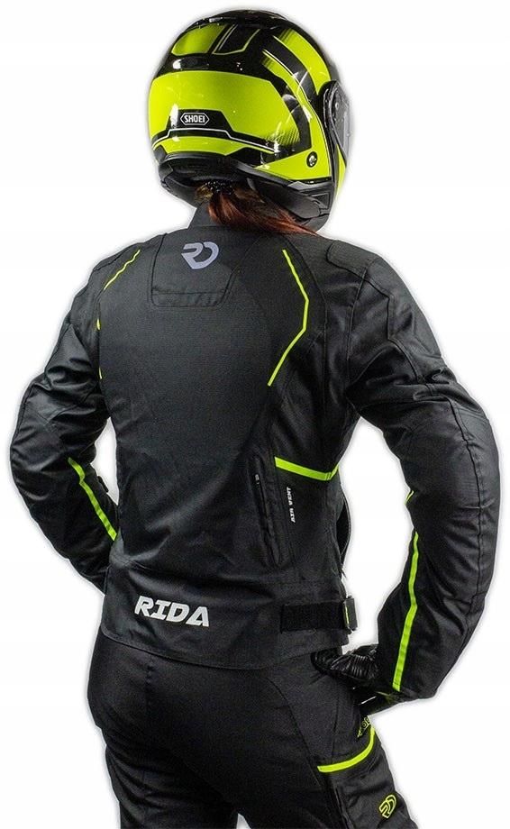 Кожанная куртка мотоциклетная женская lady sportowa, фото 1