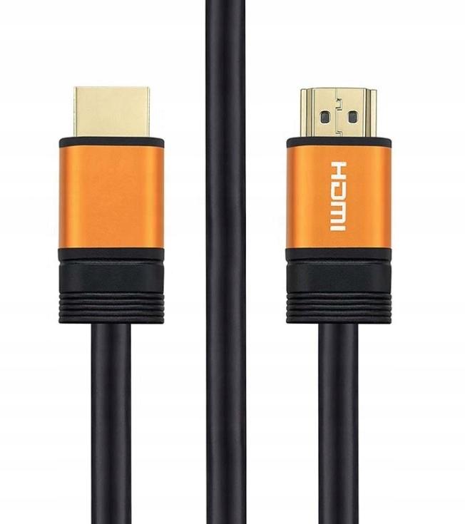 KABEL HDMI 2.1 8K 4K 120Hz ZENWIRE ULTRA HD HDR 2M Marka inna