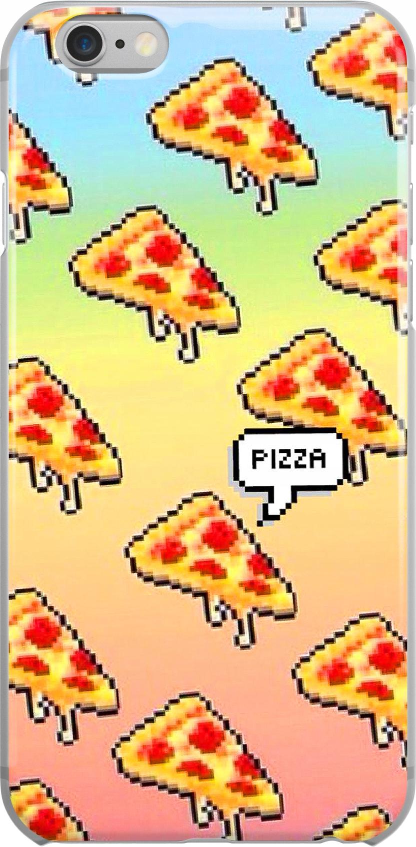 Etui Wzory Pizza Lenovo A3600