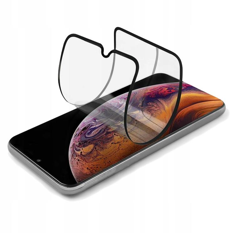 Szkło Hybrydowe cały ekran do Samsung Galaxy M21 Dedykowany model Galaxy M21