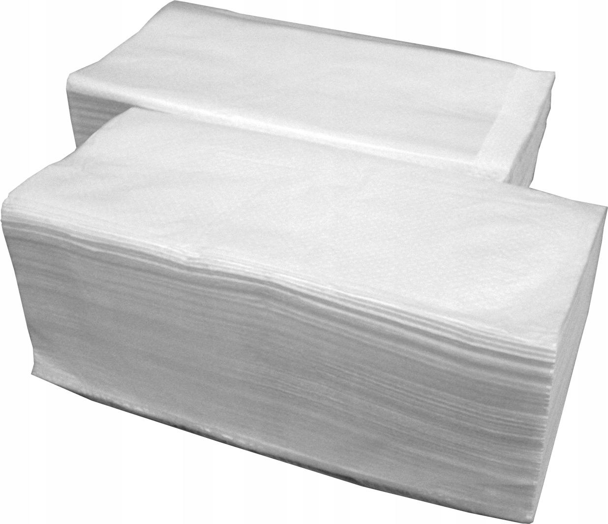 MERIDA бумажные Полотенца белые zz комплект 200шт