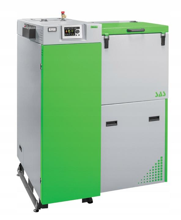 Kotol SAS SOLID 25 kW, pec na ekologické hrachové uhlie
