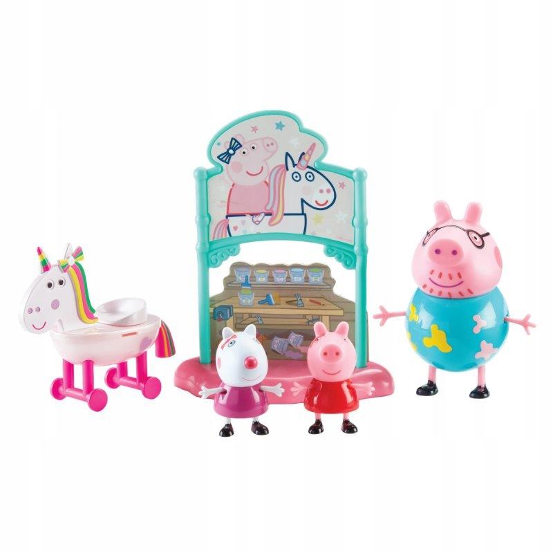 TM hračky Peppa Pig Magic Unicorn Set