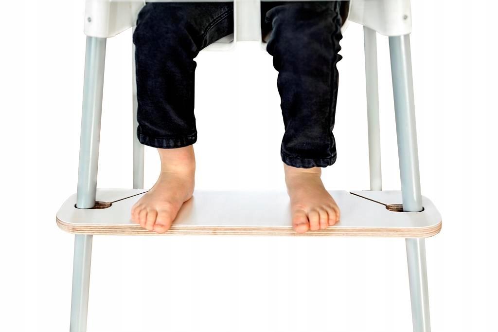 Регулируемая подставка для ног для стульчика IKEA Antilop