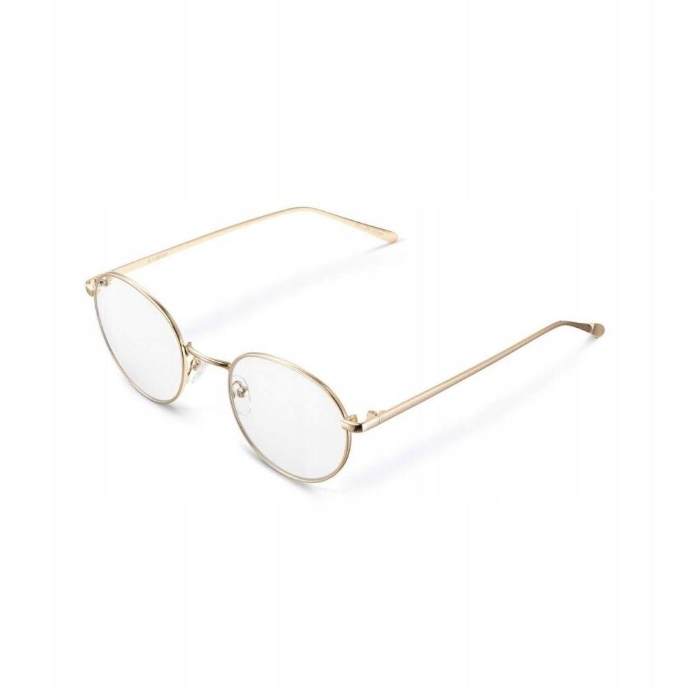 Okulary do Komputera z Filtrem Meller Yster Gold Płeć Produkt uniseks