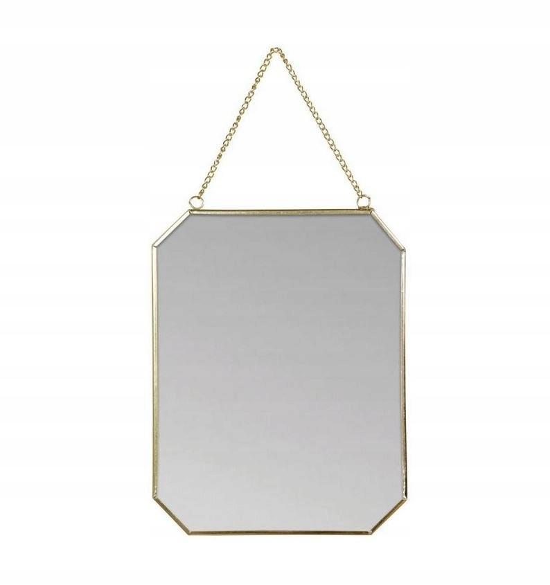 Zrkadlo visí na reťaz EXO dekoratívne formátu 25 x 20 Rusko