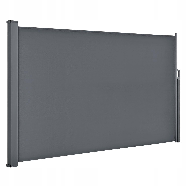 Боковая шторка перегородка для террасы рольставни 300x180