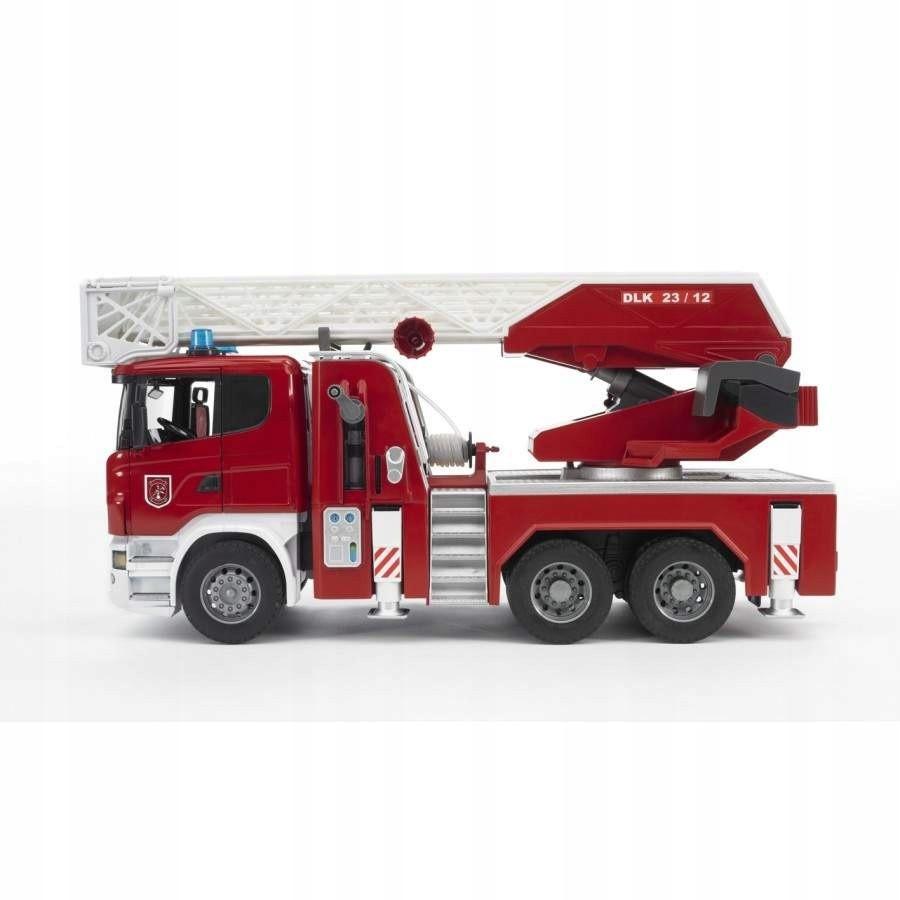 Nákladné vozidlo Scania R s vodným čerpadlom