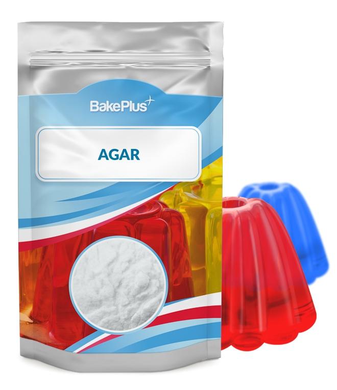 Натуральный желатин AGAR 900 - 1кг
