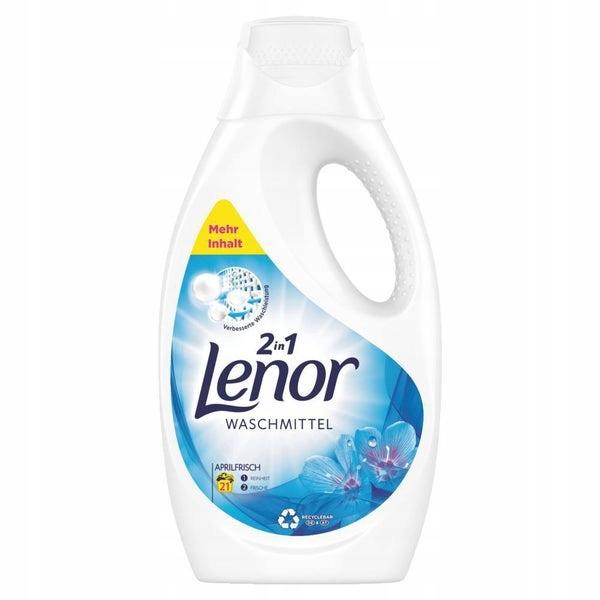 LENOR GERMAN стиральная жидкость белый APRILFRISCH