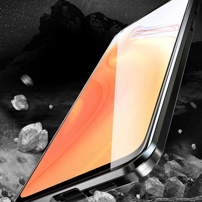 Etui Magnetyczne 360° do Xiaomi Mi 10T 5G Kolor czarny