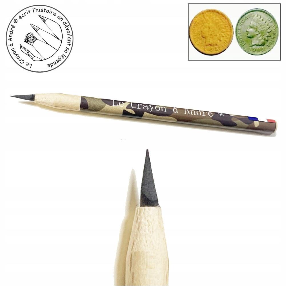 Ołówek Le Crayon à André - Cienki ołówek