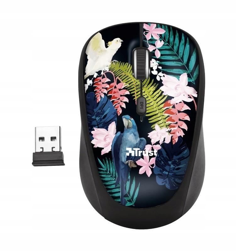 Купить TRUST Мышь YVI Wireless Parrot на Otpravka - цены и фото - доставка из Польши и стран Европы в Украину.