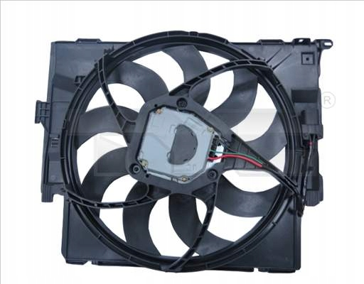 вентилятор радиатора dobmw 3 f30f31 2011 -2019