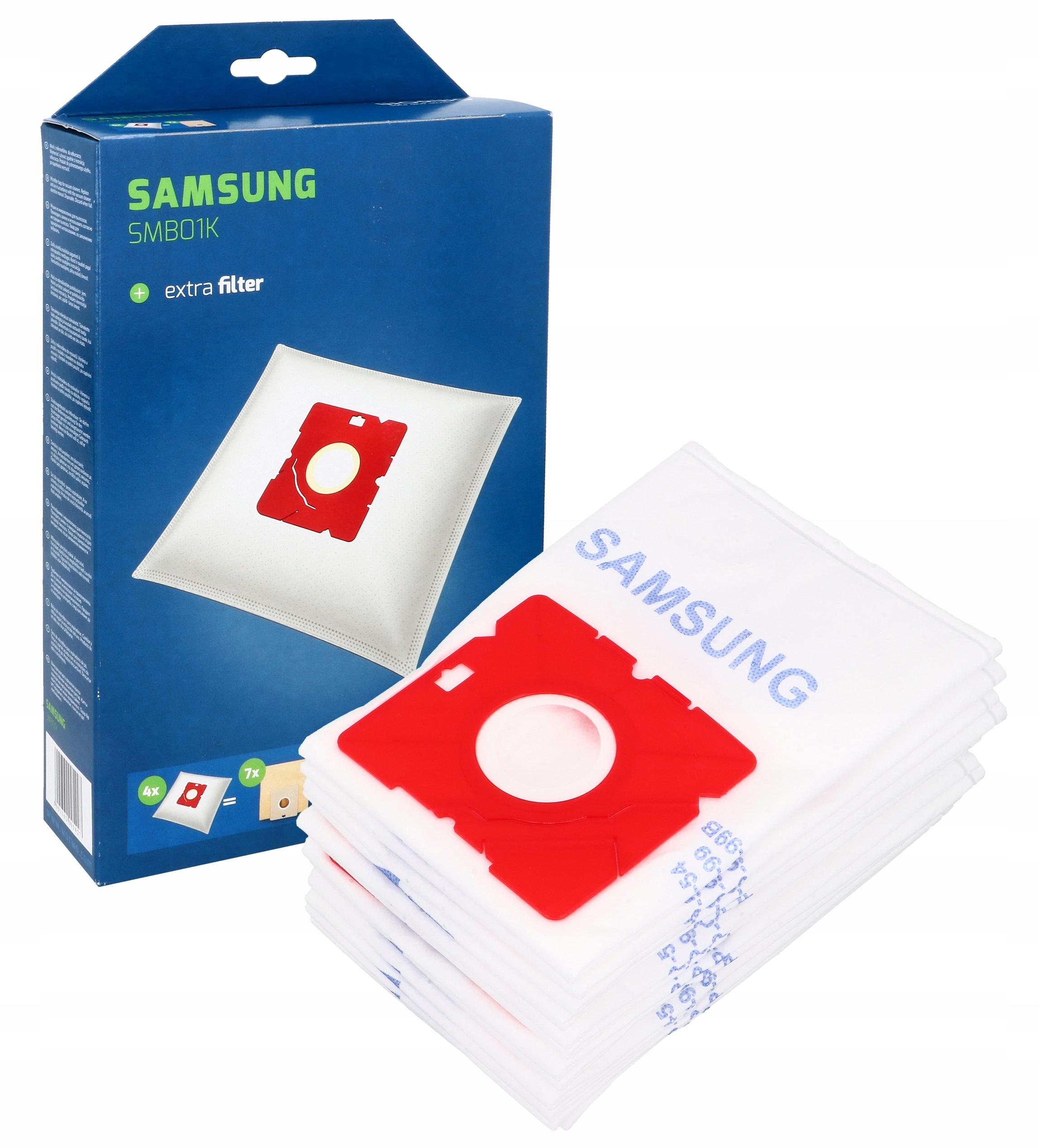 24x tašky pre SAMSUNG Easy VC5956V