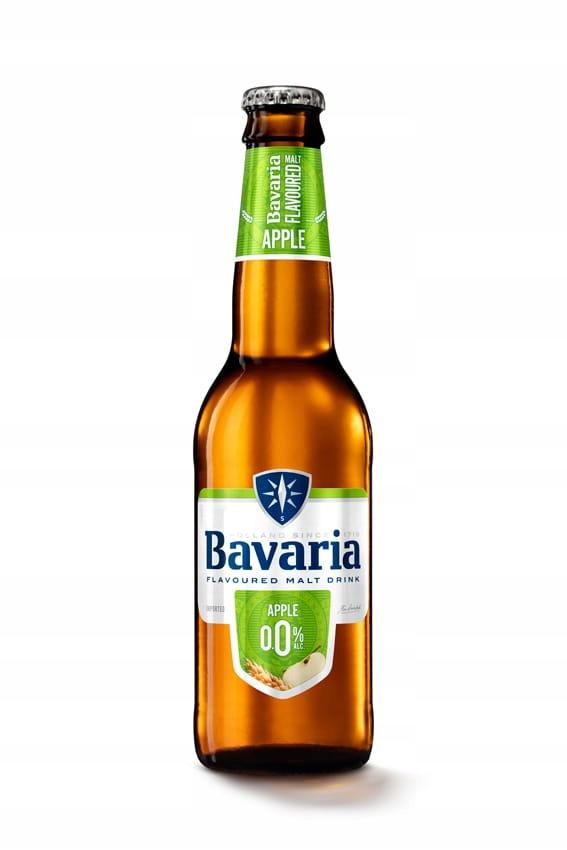 Bavaria 0,0% Apple Malt