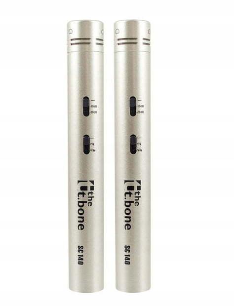 Kapacitný mikrofón T.bone SC 140 - Stereo