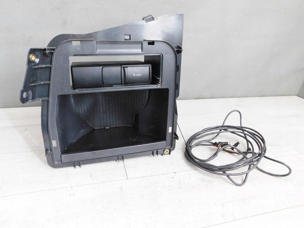 audi a4 b6 седан cd-чейнджер карман кабель комплект