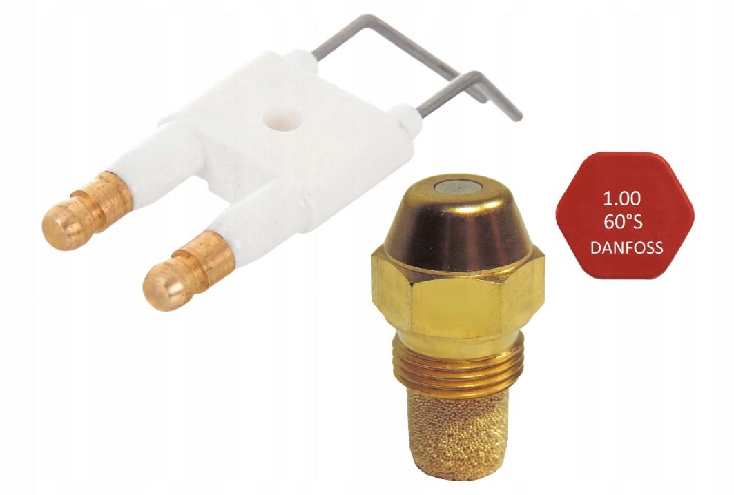 Топливная форсунка для электрода свечи зажигания Karcher HDS 1.00