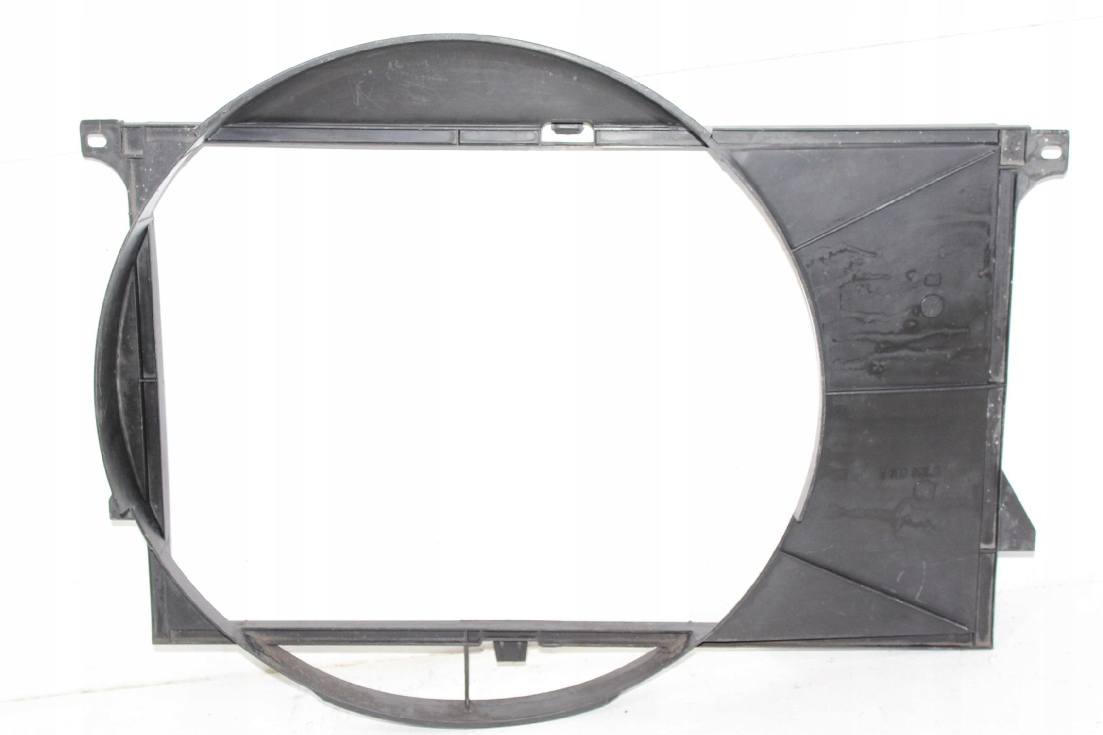 bmw e32 m30 крышка корпус вентилятора радиатора