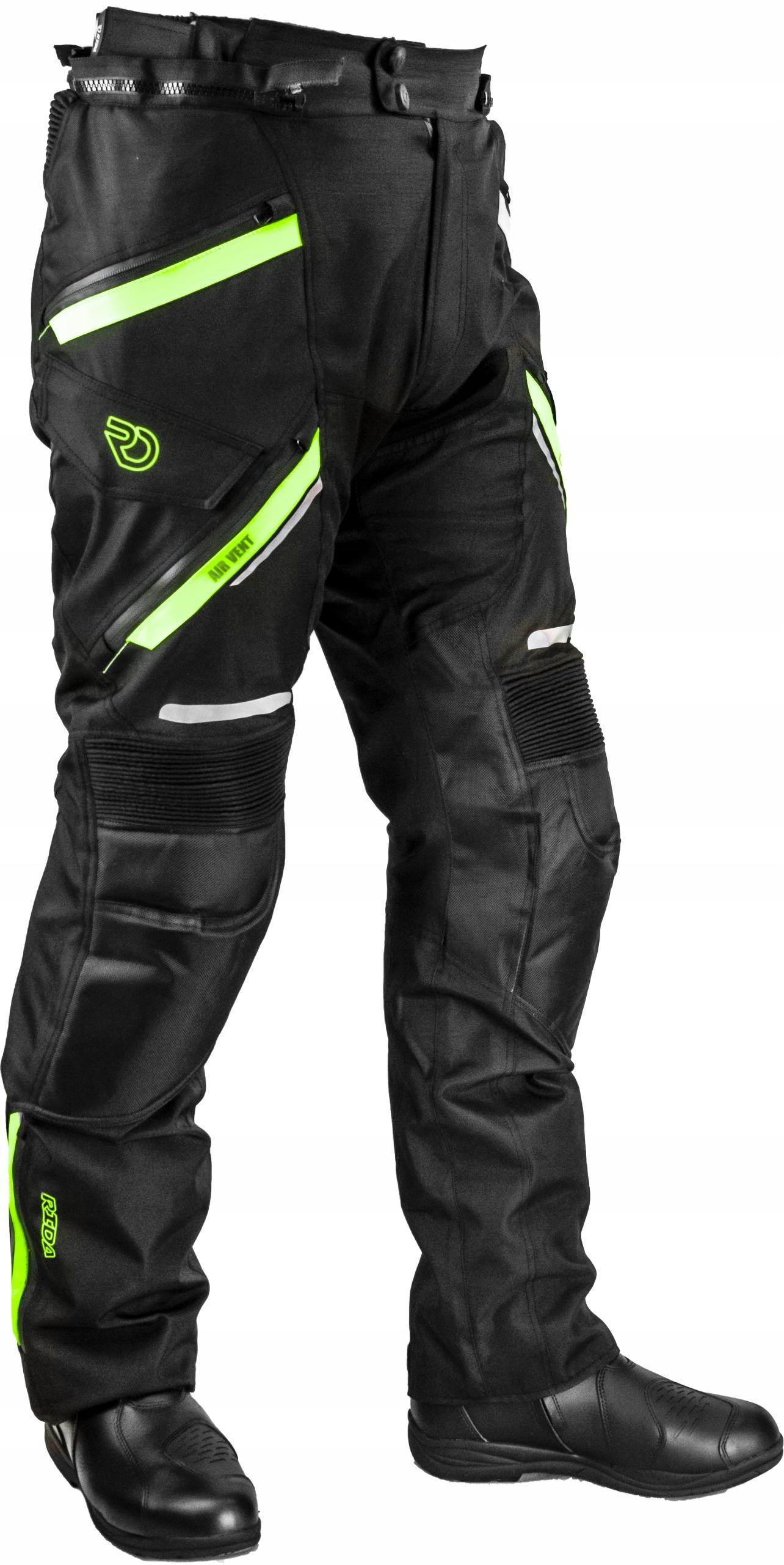 Текстильные туристические мотоциклетные брюки для мужчин