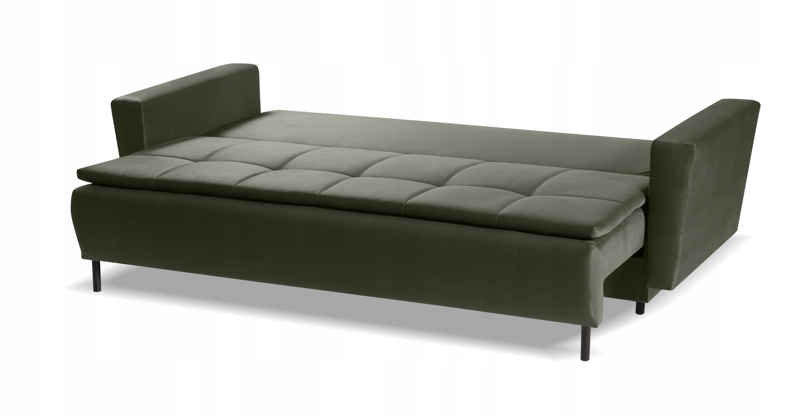 Großes Sofa SARA Schlafsofa Klappsofa - Farben Möbelhöhe 87 cm