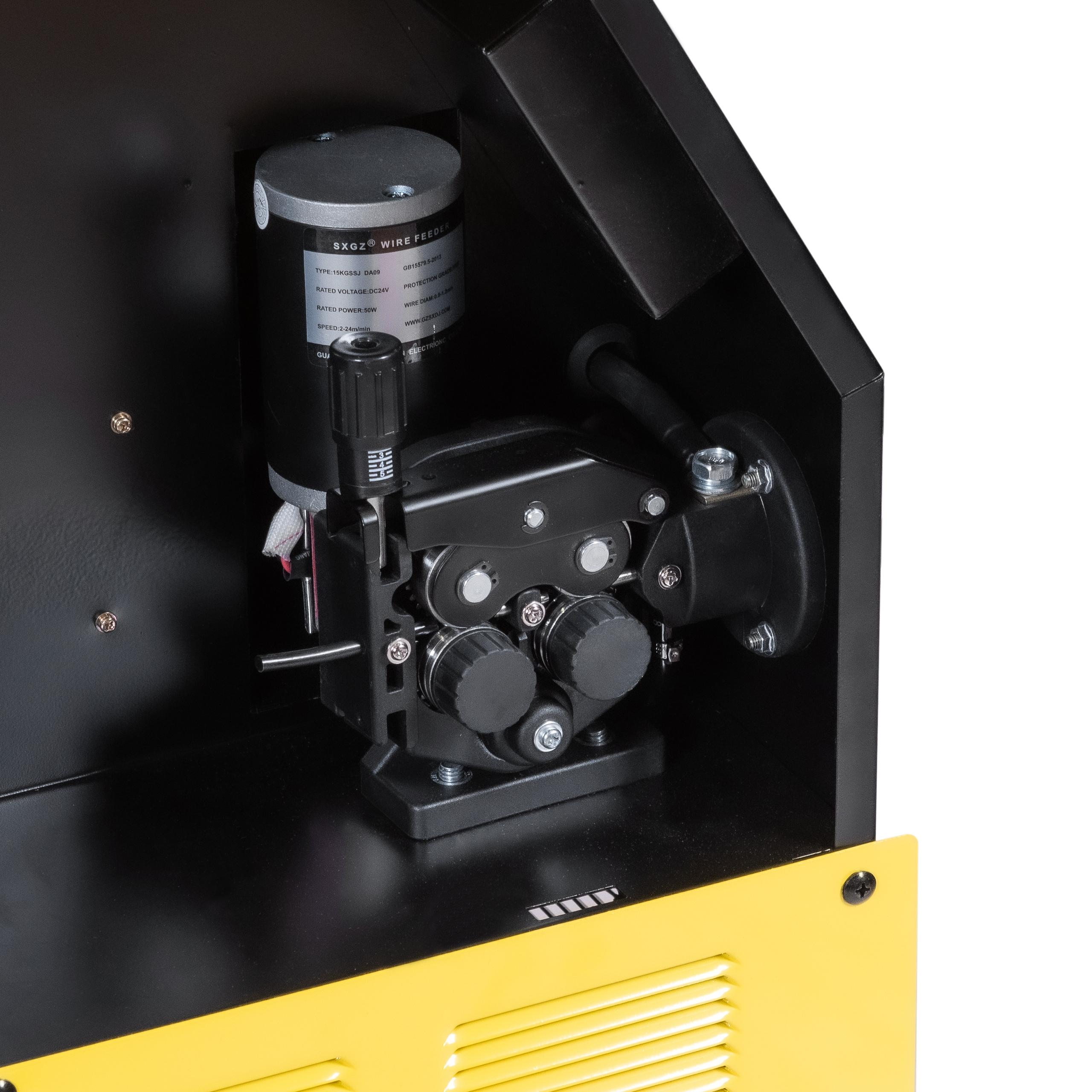 SPAWARKA MIGOMAT MAGNUM MIG 308 ALU SYNERGIA 400V Wysokość 610 mm