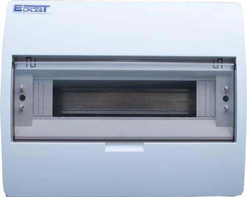 Распределительное устройство НАСТЕННЫЙ SN-12 коробка МОДУЛЬНАЯ