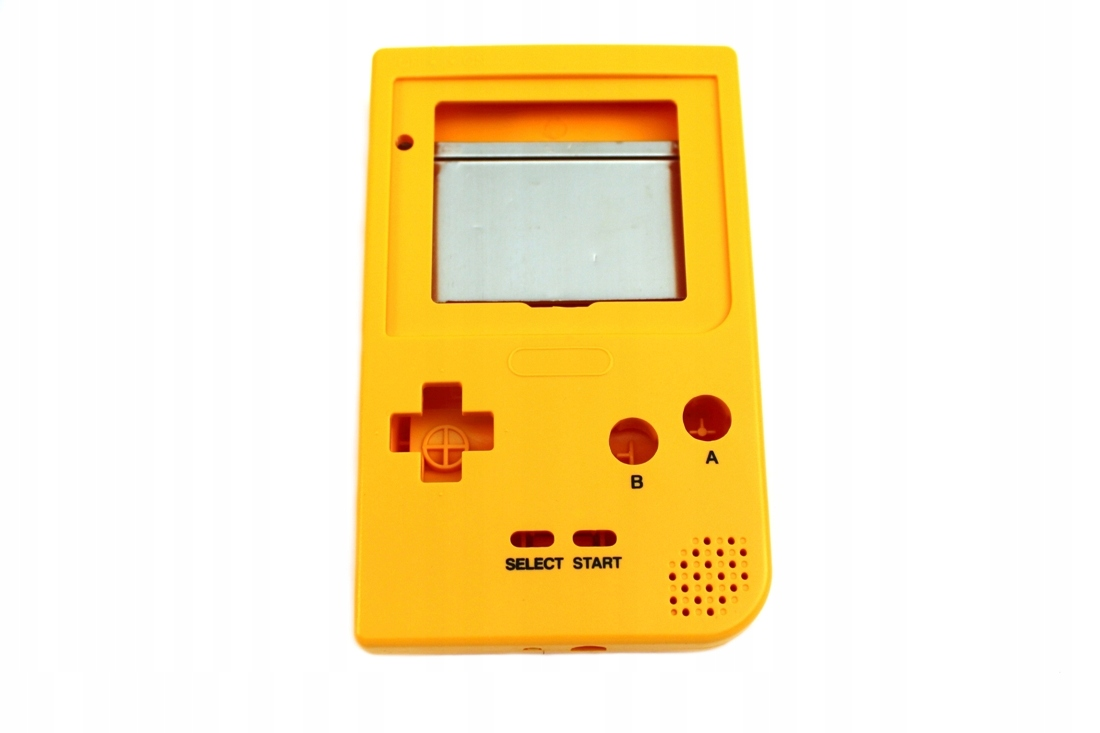 Item The body of the console Game Boy Pocket GBP [YELLOW]