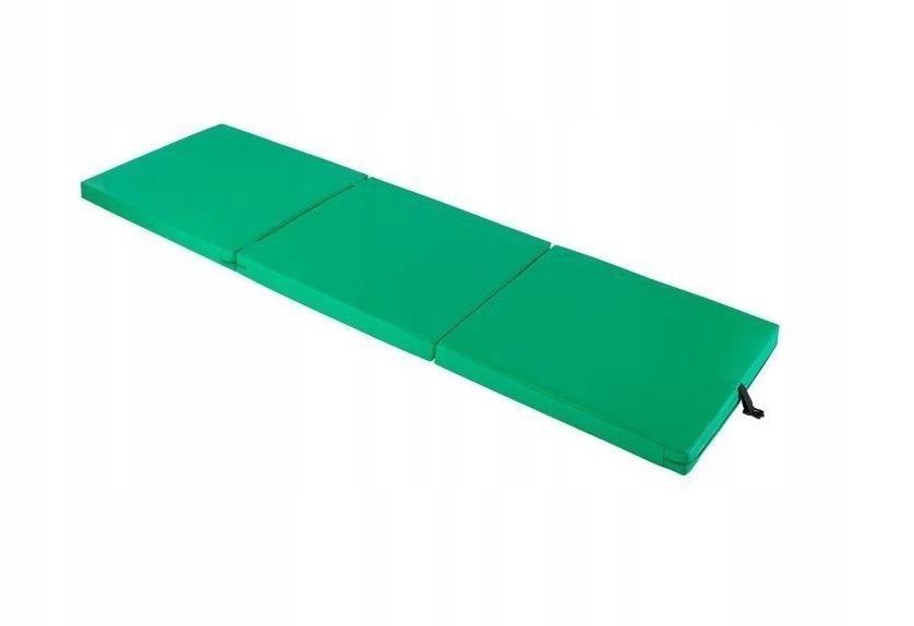 Skladací gymnastický matrac na cvičenie 60/6/195