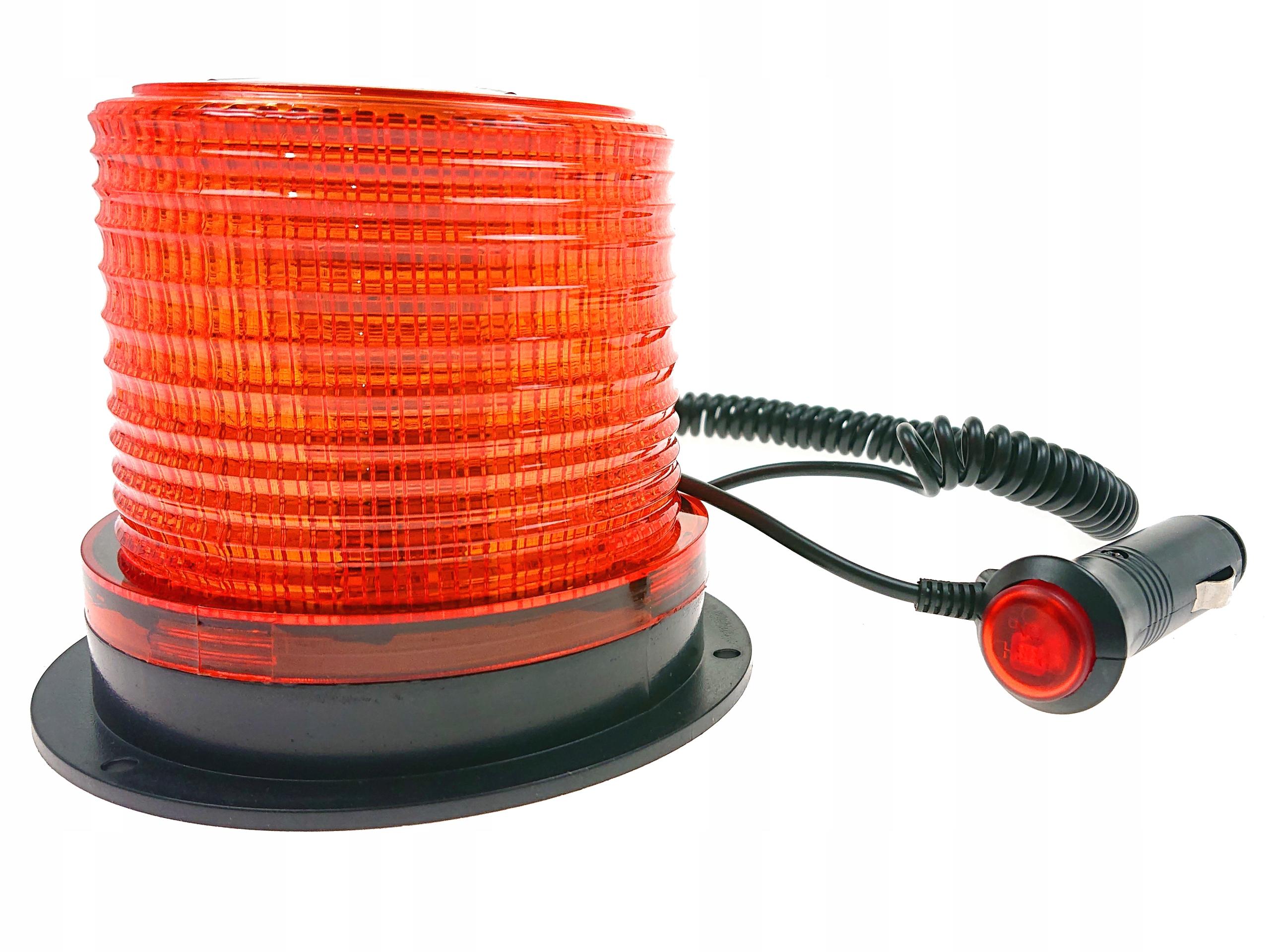 петух лампа предупреждения 12v 24v led стробоскопа магнит