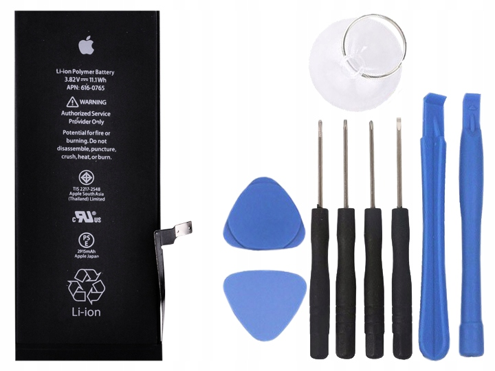 Bateria Apple Do Apple iPHONE 6+ 6 Plus 6G+