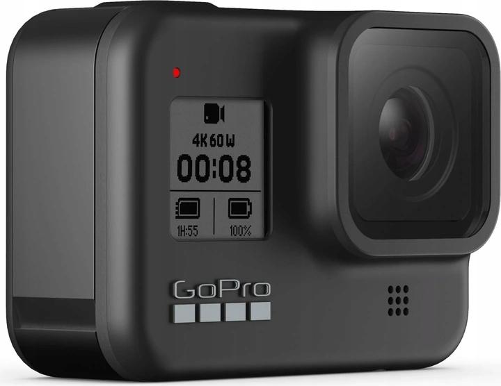 Kamera sportowa GoPro Hero 8 CHDHX-801RW Black