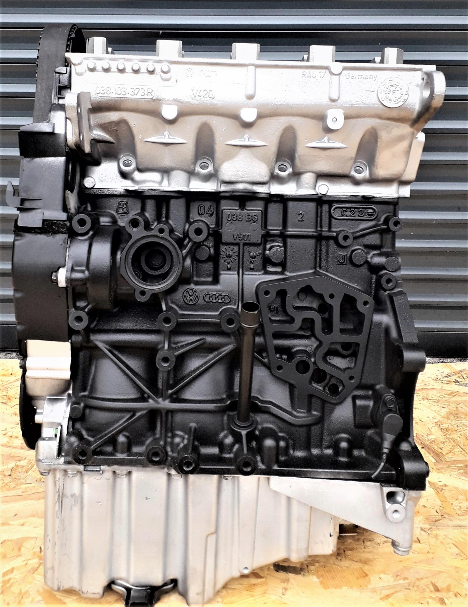 ДВИГАТЕЛЬ Audi A4 2.0 TDI BPW 1968ccm 140HP