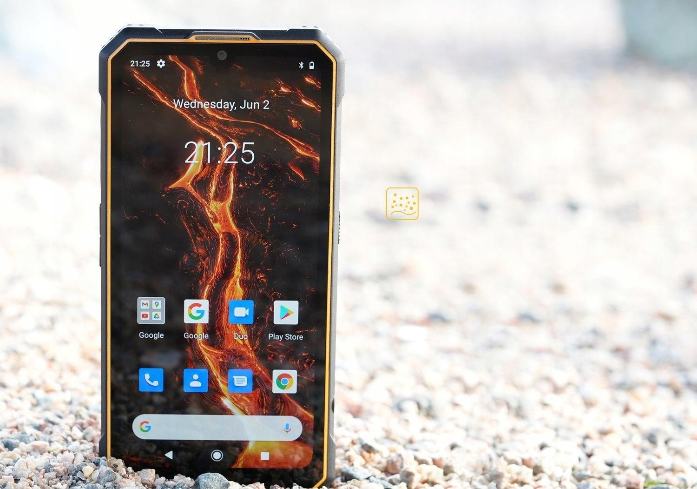 CUBOT KING KONG 5 4/32GB NFC LTE PANCERNY IP69K Kolor czarny