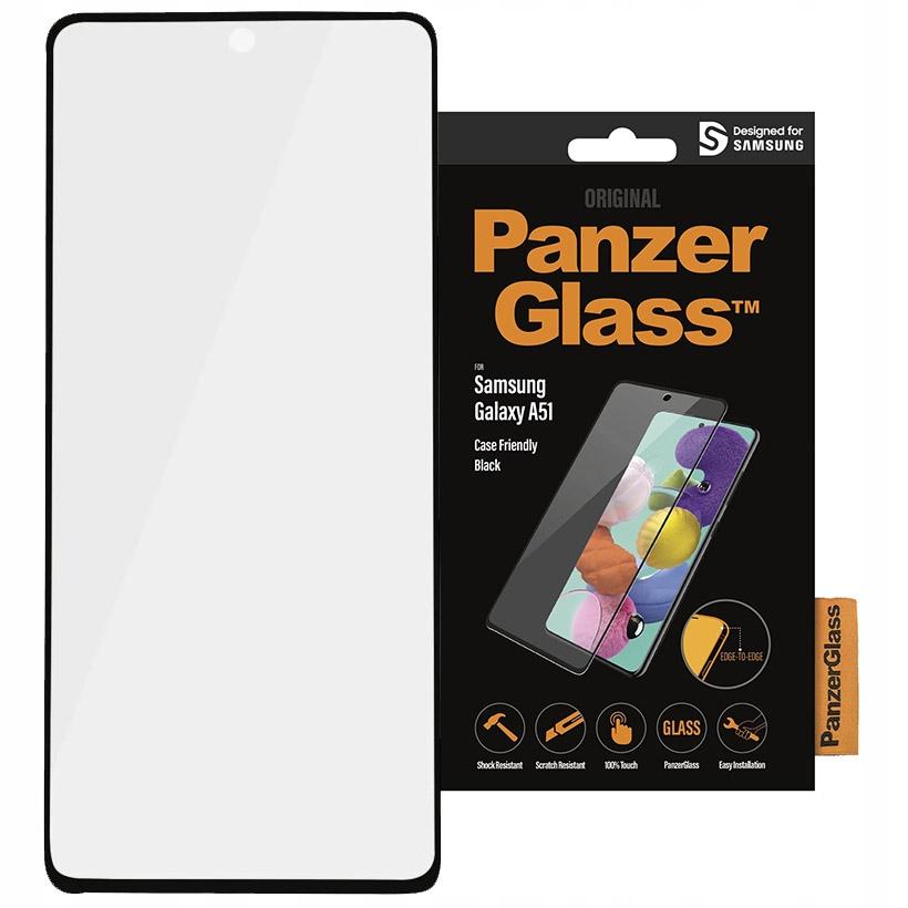 Szkło hartowane PanzerGlass do Galaxy A51, Cf