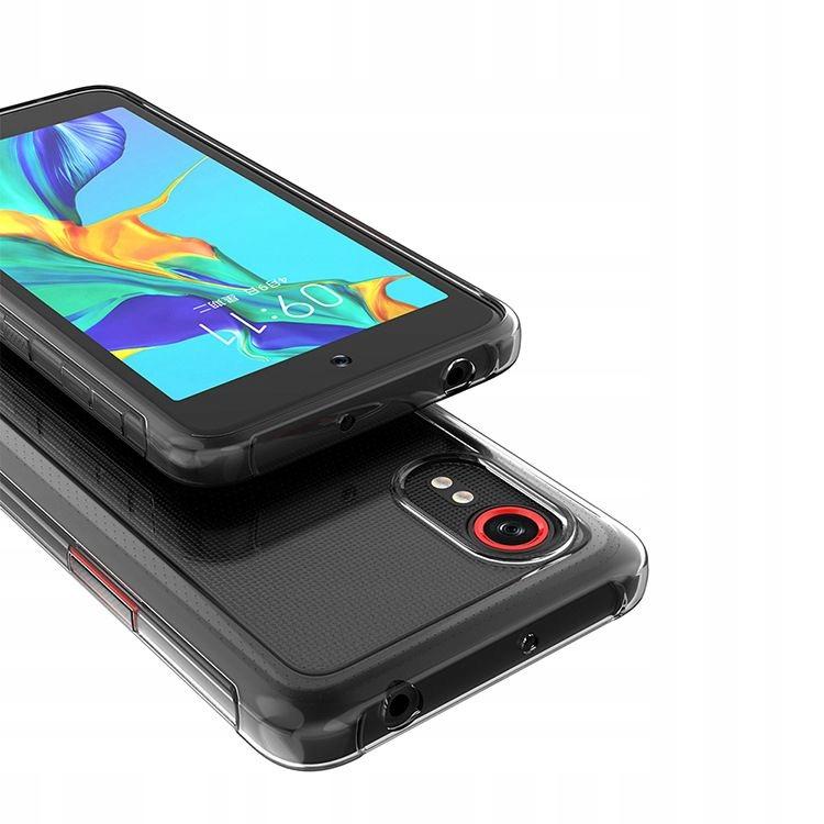 Etui Bezbarwne Flexair do Samsung Galaxy Xcover 5 Producent Braders