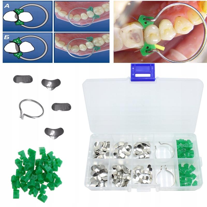 Стоматологические профилированные штампы
