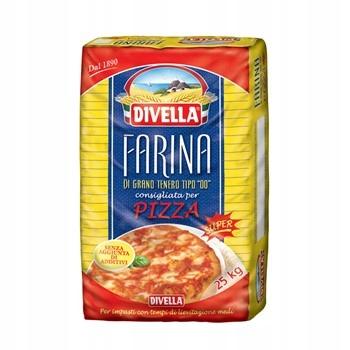 Múka na pizzu Farina Divella 00 SUPER 25 kg