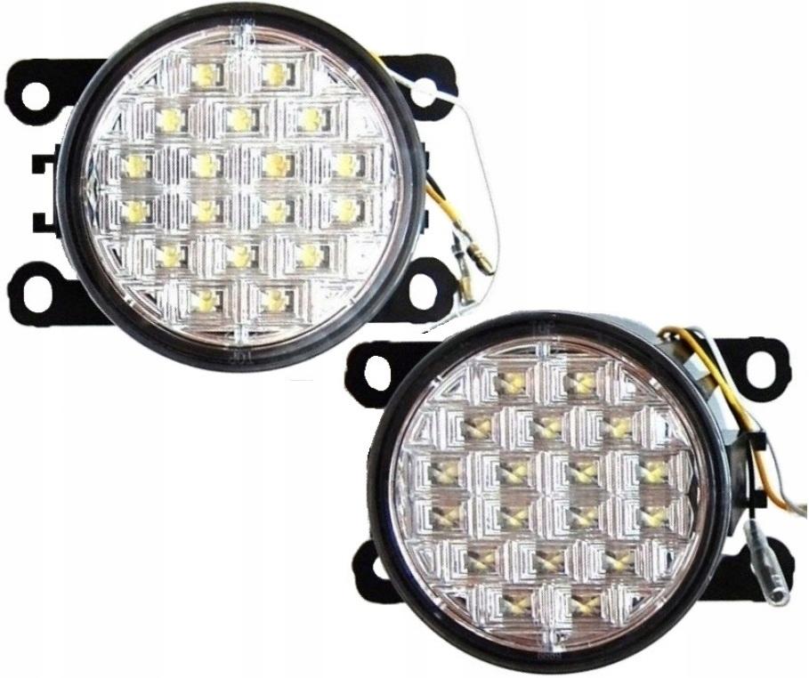 DRL Halogen LED do jazdy dziennej ponad 100 modeli 1