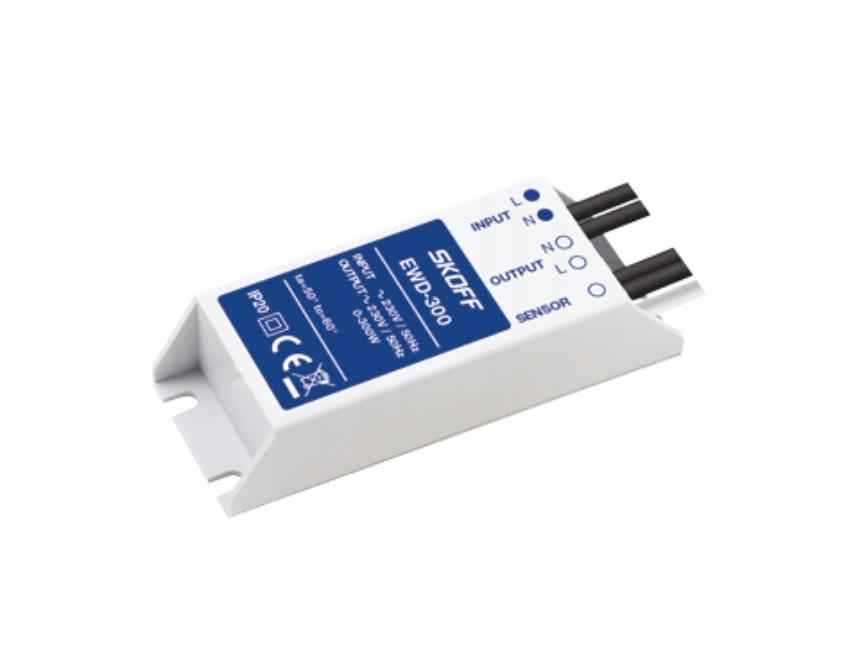 Электронный сенсорный выключатель SKOFF EWD-300 230V