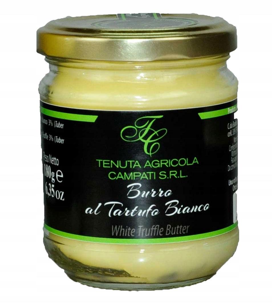 Masło klarowane truflowe 180 g