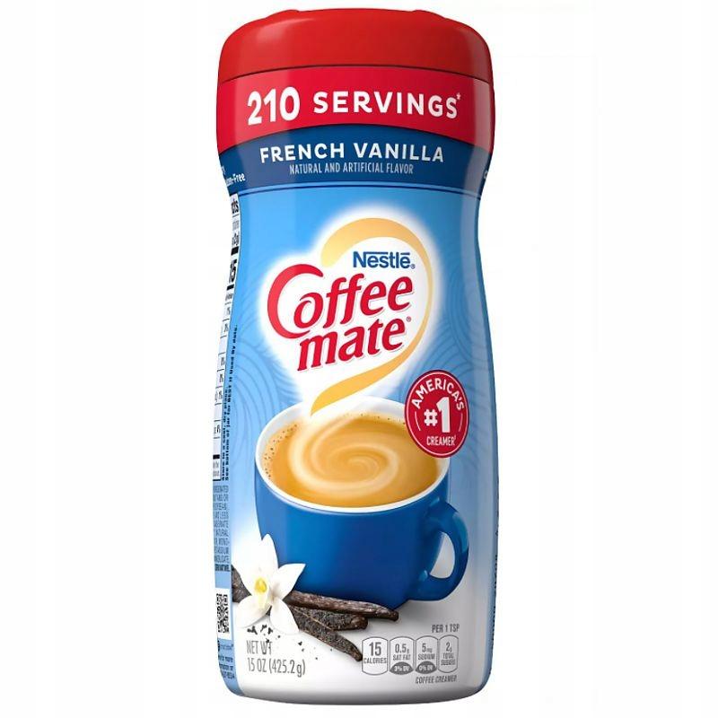Крем French Vanilla Coffee Mate 425г из США