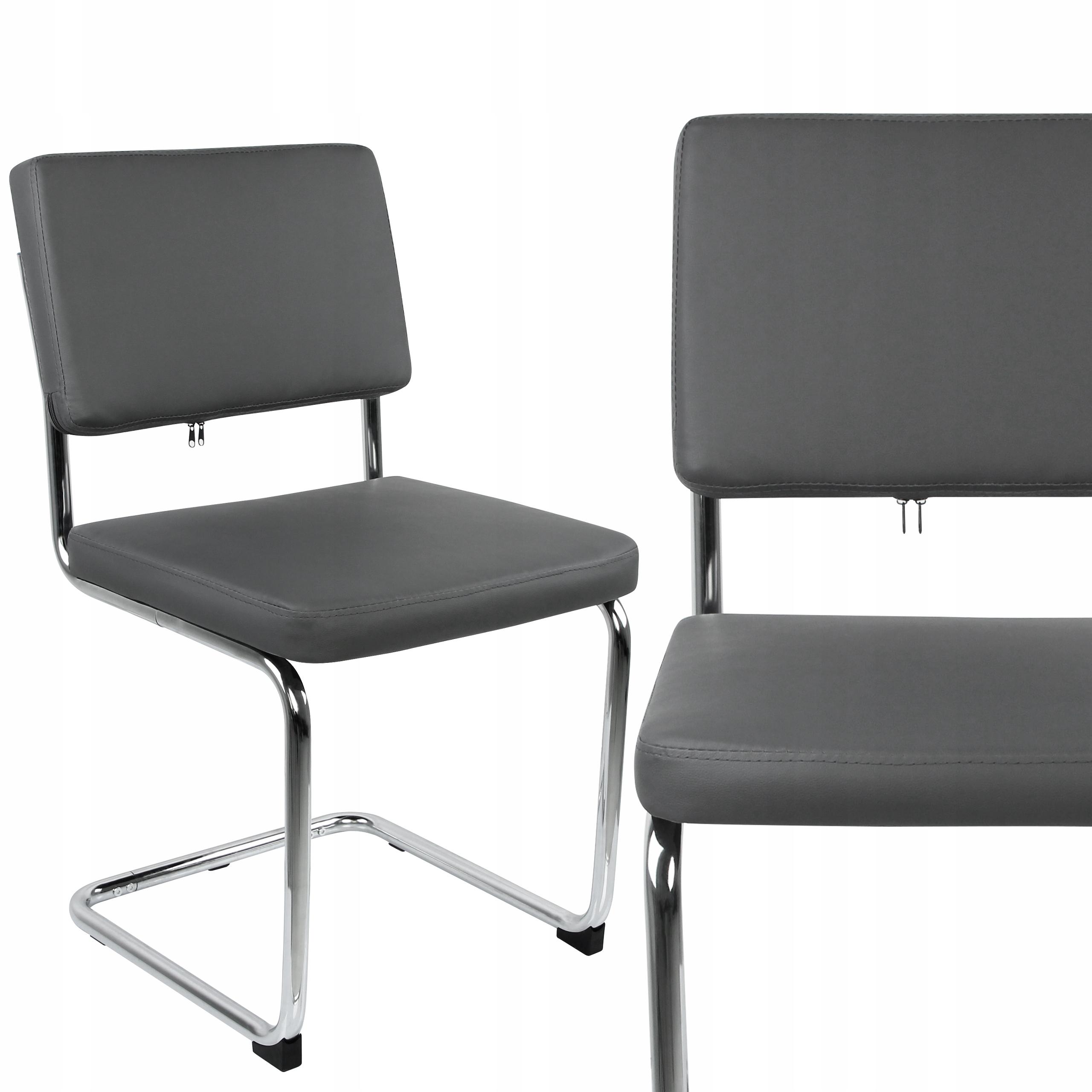 Kancelárska konferenčná stolička RETRO Vintage PRL