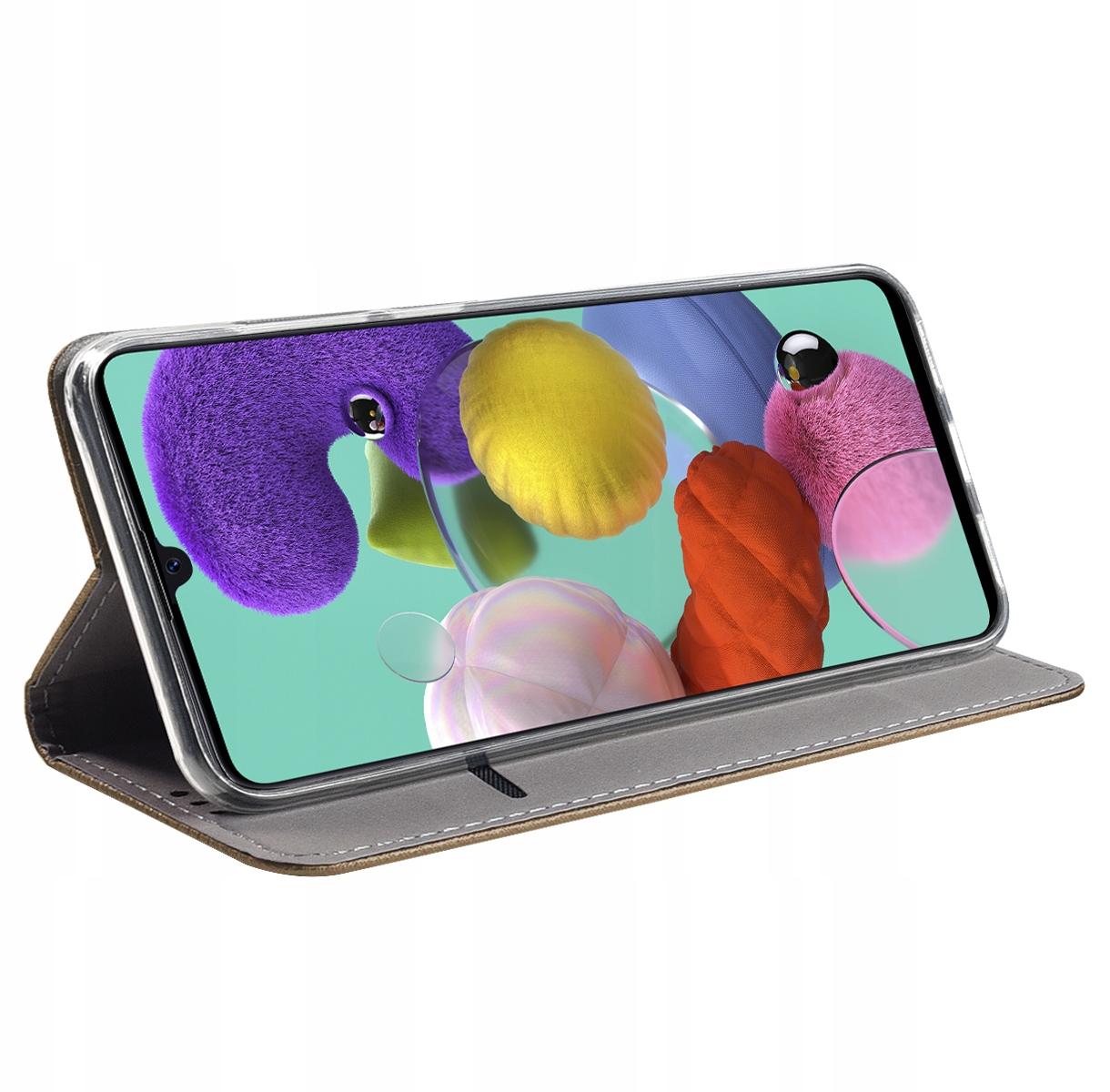 Etui do Samsung Galaxy A42 5G Case Magnet + Szkło Kod producenta A216A E78B