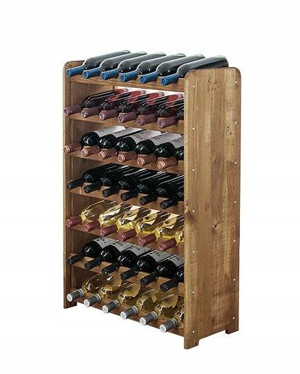 Стеллаж для вина RW-3-42 полка книжная полка на 42 бутылки