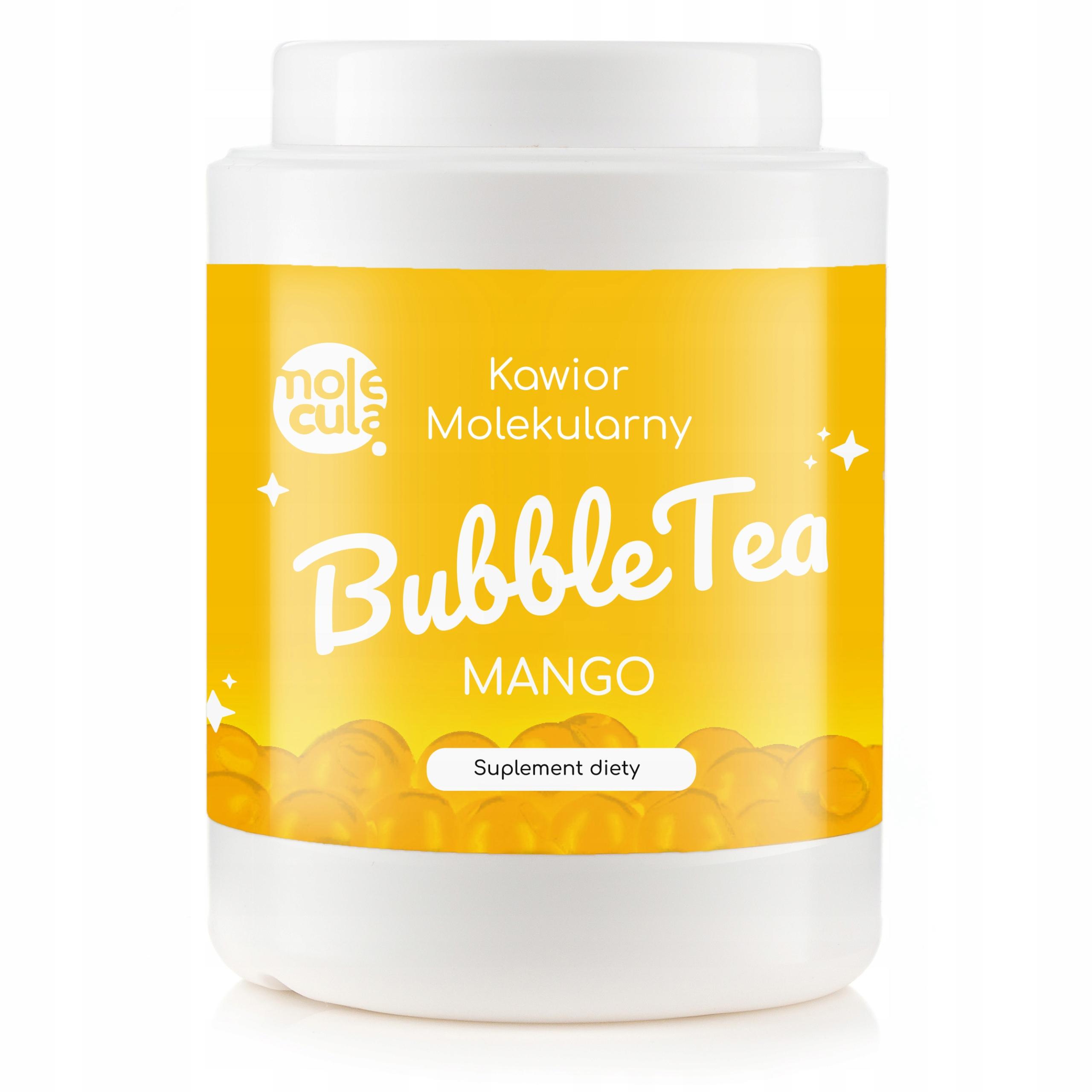Пузырьковый чай BBs Molecular Caviar 2 кг манго