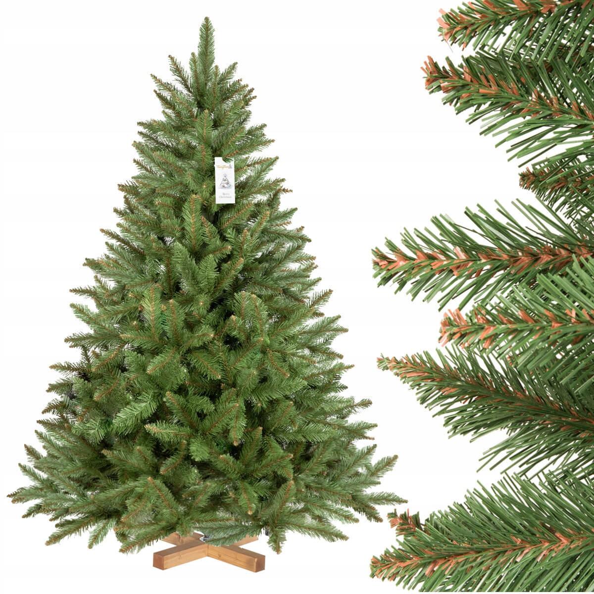 Umelý vianočný stromček 180 cm SMREK