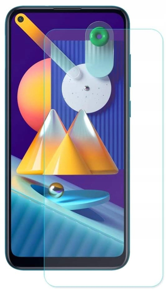 Szkło Hartowane 9H do Samsung Galaxy M11 Szybka